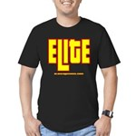 ELITE 1 Men's Fitted T-Shirt (dark)