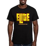 ELITE 1 Men's Fitted T-Shirt (dark)