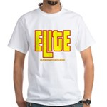 ELITE 1 White T-Shirt