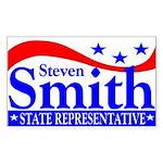 Smith4Rep Sticker (Rectangle 10 pk)