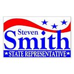 Smith4Rep Sticker (Rectangle)