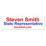 Smith4Rep Car Magnet 10 x 3