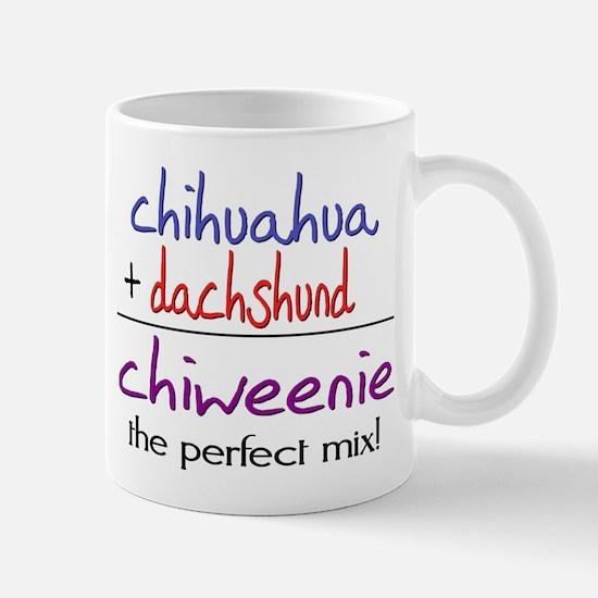 Chiweenie PERFECT MIX Mug