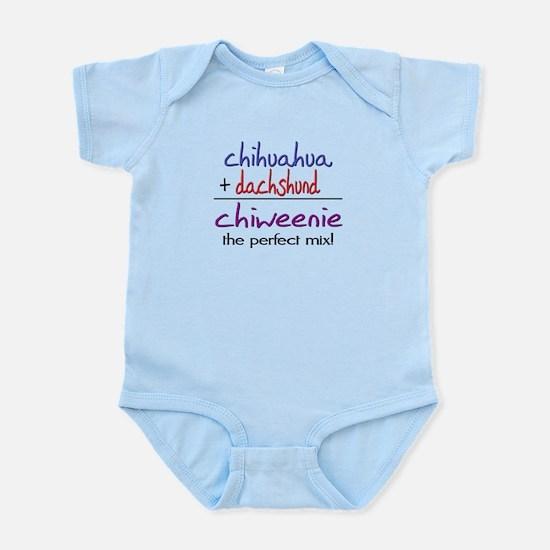 Chiweenie PERFECT MIX Infant Bodysuit