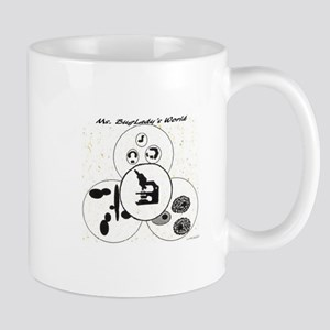 """Ms. BugLady's World"" Mug"