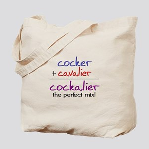 Cockalier PERFECT MIX Tote Bag