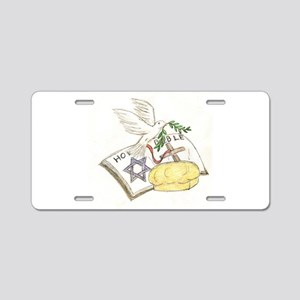 store Aluminum License Plate