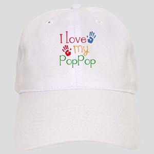 I Love PopPop Cap