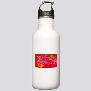 Be_Famous Stainless Water Bottle 1.0L