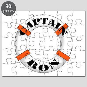 Captain Ron Puzzle