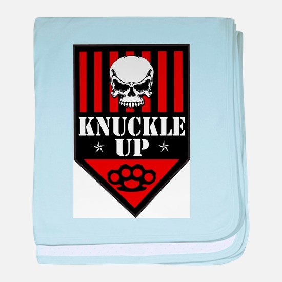 OFFICIAL Knuckle Up Shield baby blanket