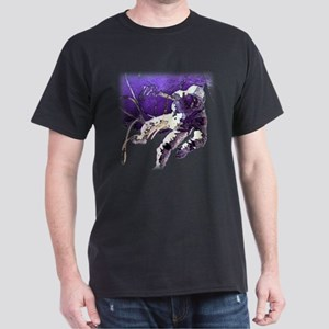 Hanging Around Black T-Shirt