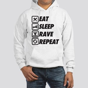 Eat Sleep Rave Repeat Sweatshirt