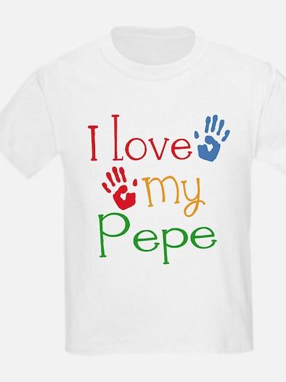 I Love Pepe T-Shirt