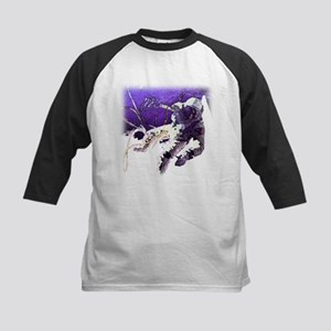 Hanging Around Kids Baseball Jersey