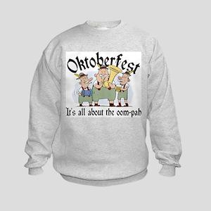 Funny Oktoberfest Kids Sweatshirt
