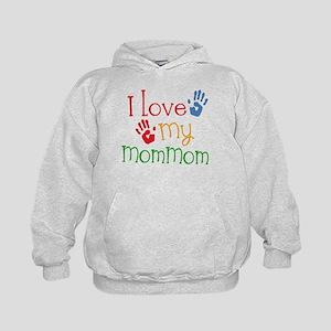 I Love MomMom Kids Hoodie
