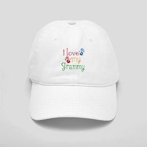I Love Grammy Cap