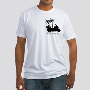 Wing in Paradise Fitted T-Shirt