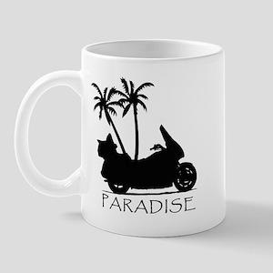 Wing in Paradise Mug