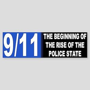 police state... Bumper Sticker