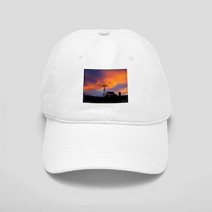 Sunset on the Farm Cap