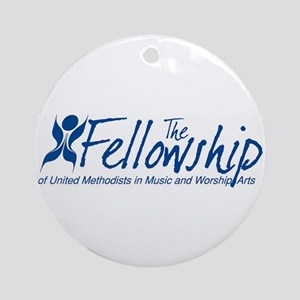 The Fellowship Ornament (Round)