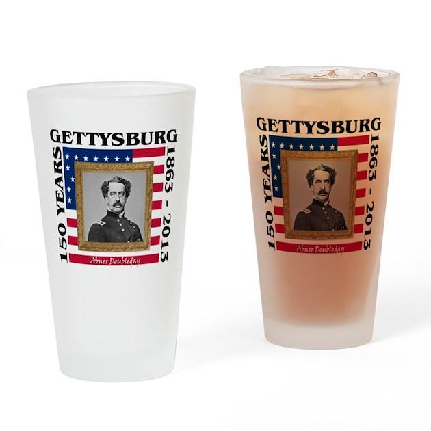 Abner S Garden Center Coupon: Gettysburg Drinking Glass By Civil_War