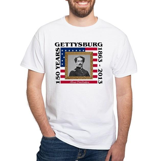 Abner S Garden Center Coupon: Gettysburg Men's Classic T-Shirts Abner