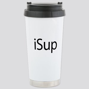 iSUP Stainless Steel Travel Mug
