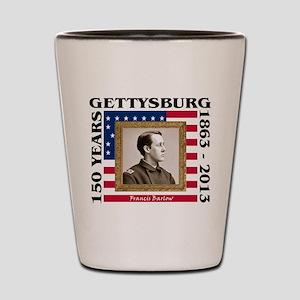 Francis Barlow - Gettysburg Shot Glass