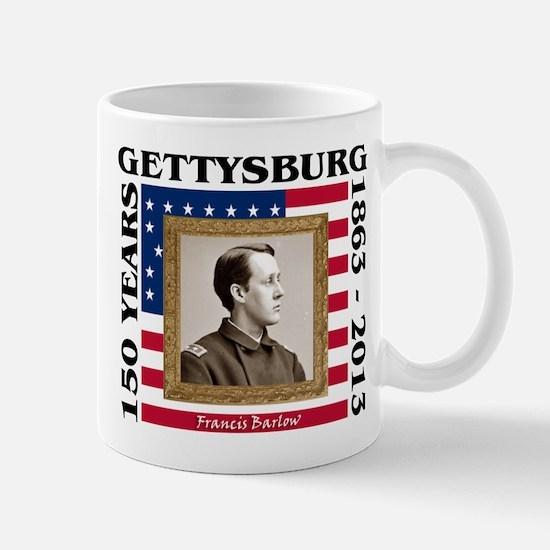 Francis Barlow - Gettysburg Mug