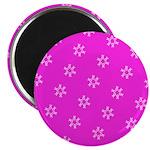 Pink Ribbon Breast Cancer Awareness Magnet
