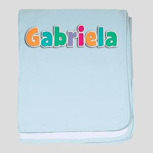 Gabriela baby blanket
