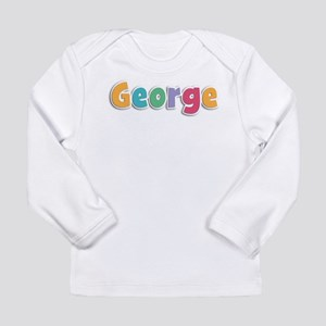 George Long Sleeve Infant T-Shirt