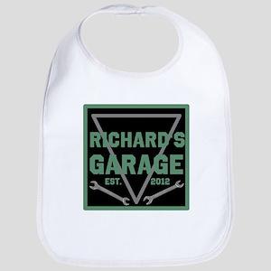 Personalized Garage Bib