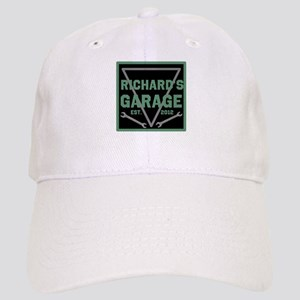 Personalized Garage Cap
