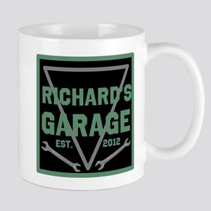 Personalized Garage Mug