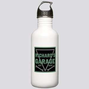 Personalized Garage Stainless Water Bottle 1.0L