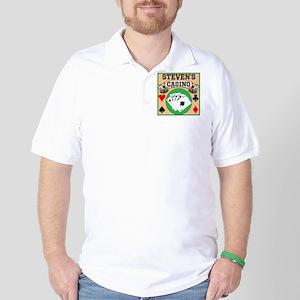 Personalized Casino Golf Shirt