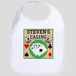 Personalized Casino Bib