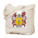 Sowak Coat of Arms Tote Bag