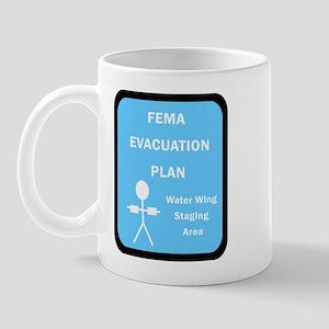 Water Wing Mug