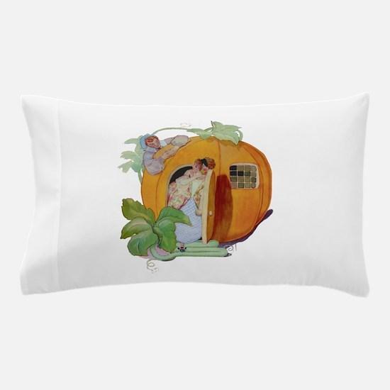 PETER PETER PUMPKIN EATER Pillow Case