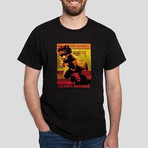 Joe Louis - Brown Bomber Dark T-Shirt