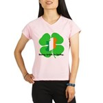 Being Irish Is Lucky Performance Dry T-Shirt