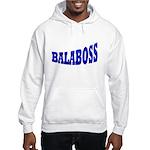 Yiddish BALABOSS Hooded Sweatshirt
