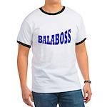 Yiddish BALABOSS Ringer T