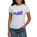 Yiddish BALABOSS Women's T-Shirt