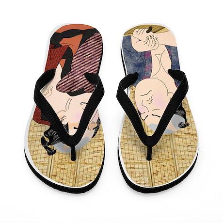 Shukurou Flip Flops